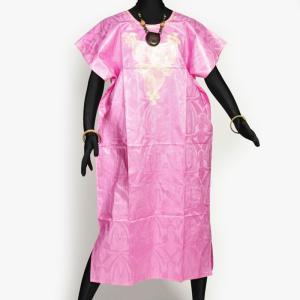 ≪ファッションフェア15%OFF!5/22まで≫○コットン ワンピース (刺繍 アフリカ 民族衣装 ファッション) afromode