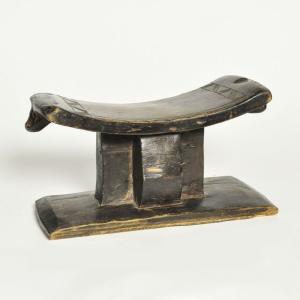 バウレ族腰掛(アフリカのインテリア、家具)|afromode