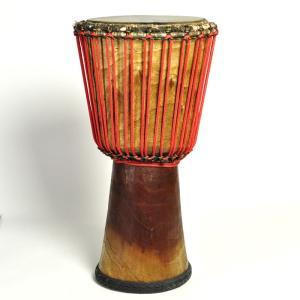 ◎ジャンベ M ギニア(Nプロテクション)NIMBA≪本場西アフリカ産djembe≫|afromode
