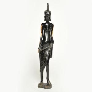 ギニア製木彫品(黒檀)|afromode