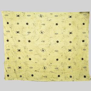 ◎アフリカ泥染め綿手織り布 (ボゴラン 大型マルチカバー)|afromode