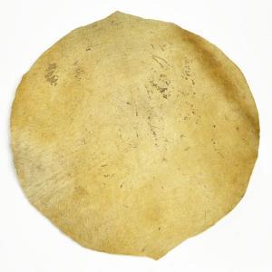 ≪Spring SALE!3/26まで≫◎ヘッド 牛皮 ギニア産 ドラム太鼓用(ドゥンドゥン)|afromode