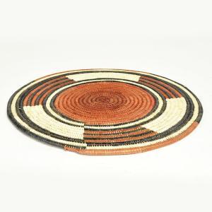 渦巻きトレー(なべ敷き)|afromode