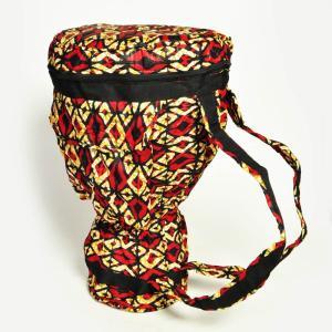 ◎コートジボワール製 ジャンベバッグ(サイズL)|afromode