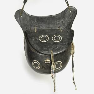 ◎アフリカ 木製 バッグ(バウレ族 エスニック bag )|afromode