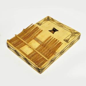 ●木箱竹爪カリンバ(アフリカ 民族楽器)|afromode|02