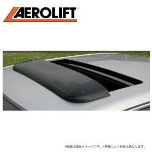 アエロリフト ルーフバイザー VW New Beetle/ニュービートル 97〜  AEROLIFT 1099|afterparts-co-jp