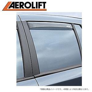 アエロリフト VW Golf Touran/ゴルフトゥーラン (5T) 5 Dr. 16〜 リア ドアバイザー(左右セット) AEROLIFT 20/1056X|afterparts-co-jp
