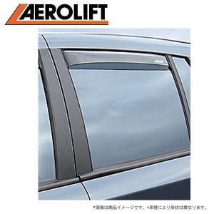 アエロリフト ボルボ V50 5 Dr. 04〜13 リア ドアバイザー(左右セット) AEROLIFT 20/365X1|afterparts-co-jp