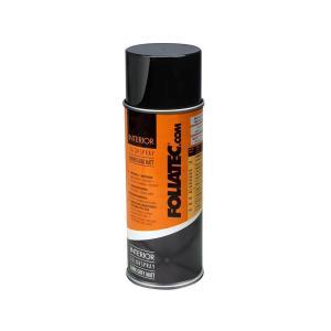 フォリアテック FOLIATEC インテリアカラースプレー Dark Grey Matt ダークグレーマット プラスチック・合成皮革・PVC部品・木材などの色替え、補修に! 702009 afterparts-co-jp