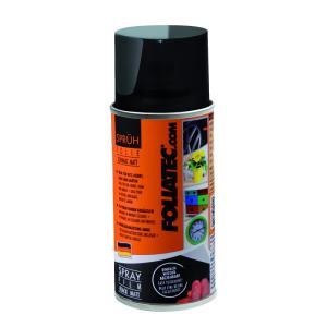 FOLIATEC フォリアテック SprayFilm 塗ってはがせる スプレーフィルム mini マットブラック 720652 afterparts-co-jp