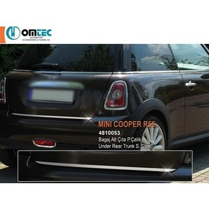 OMTEC テールゲートトリムライン for BMW MINI R56/R57 [34810053]|afterparts-co-jp