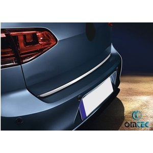 OMTEC オムテック テールゲートトリムライン for Golf7(ハッチバック) [37515053]|afterparts-co-jp