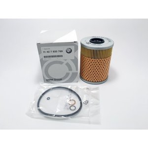 BMW純正 オイルフィルター BMW E36/M3(3.0/3.2) E46/M3用 [11427833769]|afterparts-jp