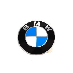 BMW純正 ホイールバッジ(約65mm) [36131181080]|afterparts-jp