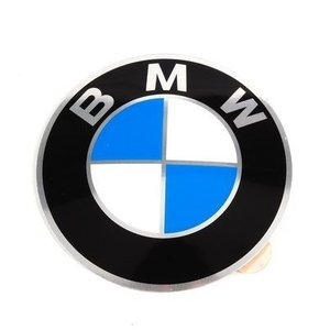 BMW純正 ホイールバッジ(サイズ:約58mm) [36131181081]|afterparts-jp