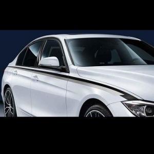 BMW純正 M performance アクセント ストライプ BMW F10/F11[51142344583] afterparts-jp
