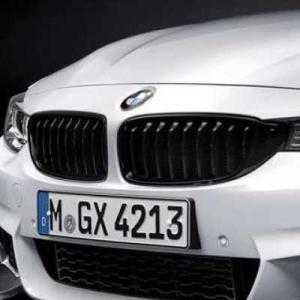 BMW純正 M performance ブラック キドニー グリル BMW F32/F33/F36  右側+左側 [51712336814+51712336813] afterparts-jp
