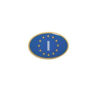 HerbertRichterプラスチックエンブレム EU-マーク/I-ロゴ afterparts-jp