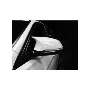 AUTOTECKNIC オートテクニック M-Style ドアミラーハウジングキット アルピンホワイト for BMW F22/F30/F87 381939 afterparts-jp