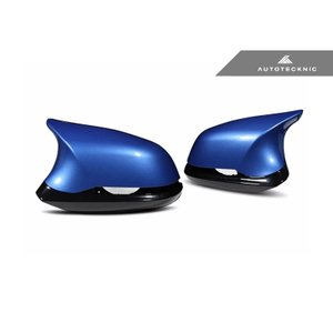 AUTOTECKNIC オートテクニック M-Style ドアミラーハウジングキット ESTORIA BLUE for BMW F22/F30/F87 381963 afterparts-jp