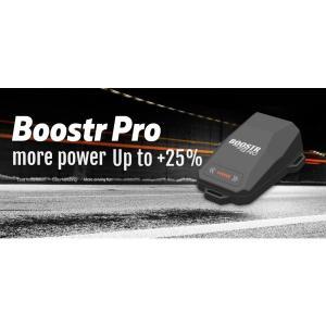 DTE SYSTEM Boostr pro ブースタープロ BMW X3 (G01) 20d 2.0DT (B47D)  ノーマルパワー:190PS/400NM 装着時:222PS/475NM BP7038|afterparts-jp