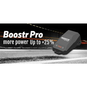 DTE SYSTEM Boostr pro ブースタープロ BMW MINI Crossover F60 Cooper D 2.0DT ノーマルパワー:150PS/330NM 装着時:177PS/380NM BP7038|afterparts-jp