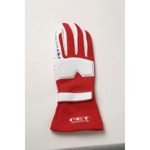 FET sports/エフイーティースポーツ 3Dレーシンググローブ レッド×ホワイト Lサイズ 71172012/FT3DGL12 afterparts-jp