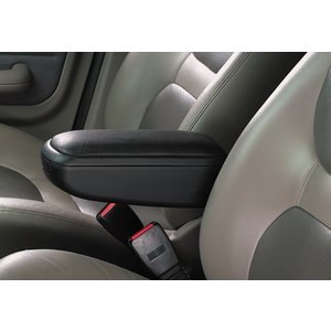 KAMEI アームレストペリカンタイプアームレスト ブラック FIAT500 (-2015) MC前 レザー 61438011 afterparts-jp