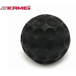 KAMEi ゴルフボール シフトノブ (Golfball Shift Knob) M/T車用 シフトノブ ブラック 639140 afterparts-jp