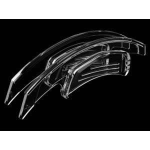 PD クリアパドルシフター for AUDI R8/RS3/RS4/RS5/TTRS (クリア) 302041|afterparts-jp