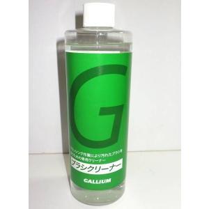 GALLIUM ブラシクリーナー400ml WAX詰まり解消item|ag-tune