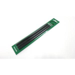 GALLIUM  リペアキャンドル BLACK(3本入り)