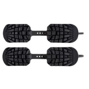 SIDAS スキートラクション ブラック ブーツのソールガ-ド/歩行しやすくなります