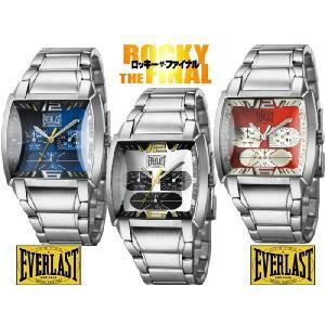 第2弾!ロッキー・ザ・ファイナル腕時計/映画公開限定モデル|again