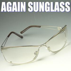 [大切な常連のお客様だけ限定]イタリーデザインAGAINサングラス/サングラス メンズ UV 100% カット/サングラス スクエア again