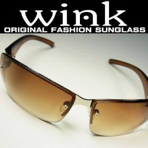WINK(ウィンク)サングラス デカサン/レディース/UV 紫外線カット) サングラス UV 100% カット デカサン/レディース|again