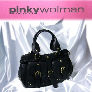 Pinky Wolman ピンキーウォルマン レディス【ハンドバッグ】|again