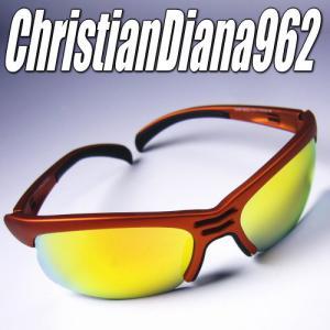 スノーボード&ゴルフに&バイク用に!AGAINスポーツモデル=Christian Diana 962≪Rising Sun  ライジング・サン≫|again