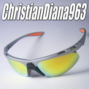 スノーボード&ゴルフに&バイク用に!AGAINスポーツモデル=Christian Diana963≪SILVER CROSS シルバー・クロス≫|again