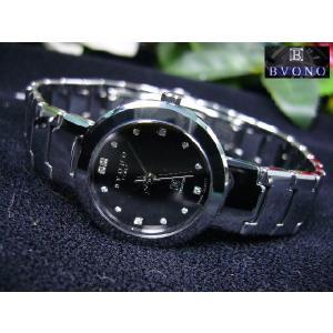 BVONO タングステン 腕時計|again