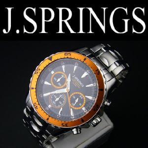 ★完売御礼★ジェイスプリングス腕時計!信頼のSEIKO=J.SPRINGSクロノグラフ again