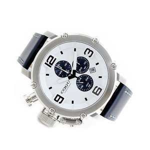 ≪完売御礼≫COGU ITALY(コグ イタリー)≪クロノグラフ≫メンズ腕時計|again