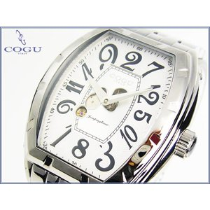 COGU ITALYコグ≪クレイジーアワー≫腕時計/オートマチック|again