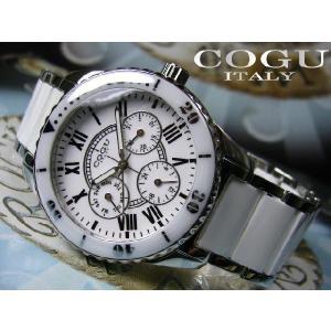 ≪完売御礼≫COGU ITALY 正規 セラミック 腕時計|again