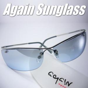 ≪完売御礼≫イタリーデザインAGAINサングラス/サングラス メンズ UV 100% カット|again