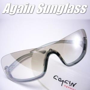 イタリーデザインAGAINサングラス/サングラス メンズ UV 100% カット|again