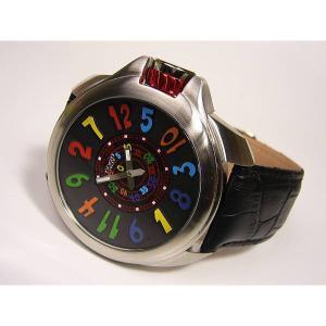 COGU ITALY(コグ イタリー)≪クレイジーアワー≫メンズ腕時計|again