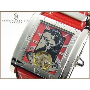 KEITH VALLER/キースバリー腕時計/オートマチック|again