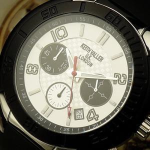 ★完売御礼★爆買いセールにつき1年保証なし/KEITH VALLER/キースバリー/正規品/腕時計|again